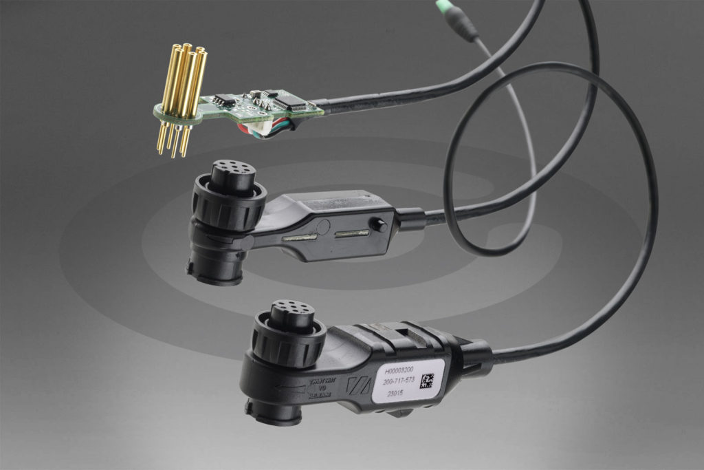 Automotive Cable Assembly Overmold