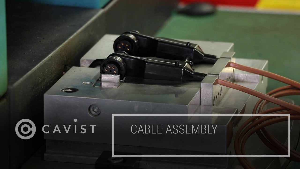 Cavist cable assembly